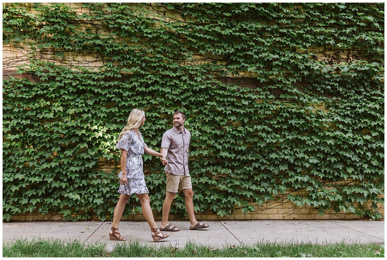 Grand Rapids Engagement Photographer