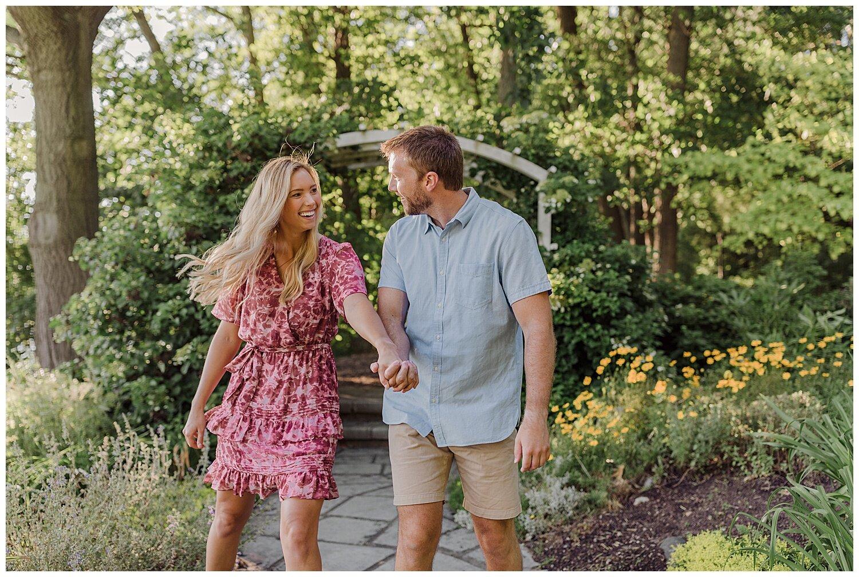 Kellogg Manor House Engagement