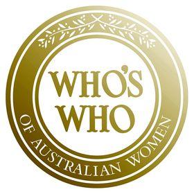 Who's Who of Australian Women