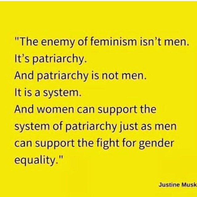 Words by @justinemusk via @chasinggarza . . . . . . . . . . . #undoingpatriarchy #patriarchy #toxicmasculinity #masculinity #feminism #systemsofoppression #feminist #feministmen #sendmethedudes #emotionallabor #emotionalwork #relationships #men #feministlifecoach #queerlifecoach #queerfeminism #unlearning
