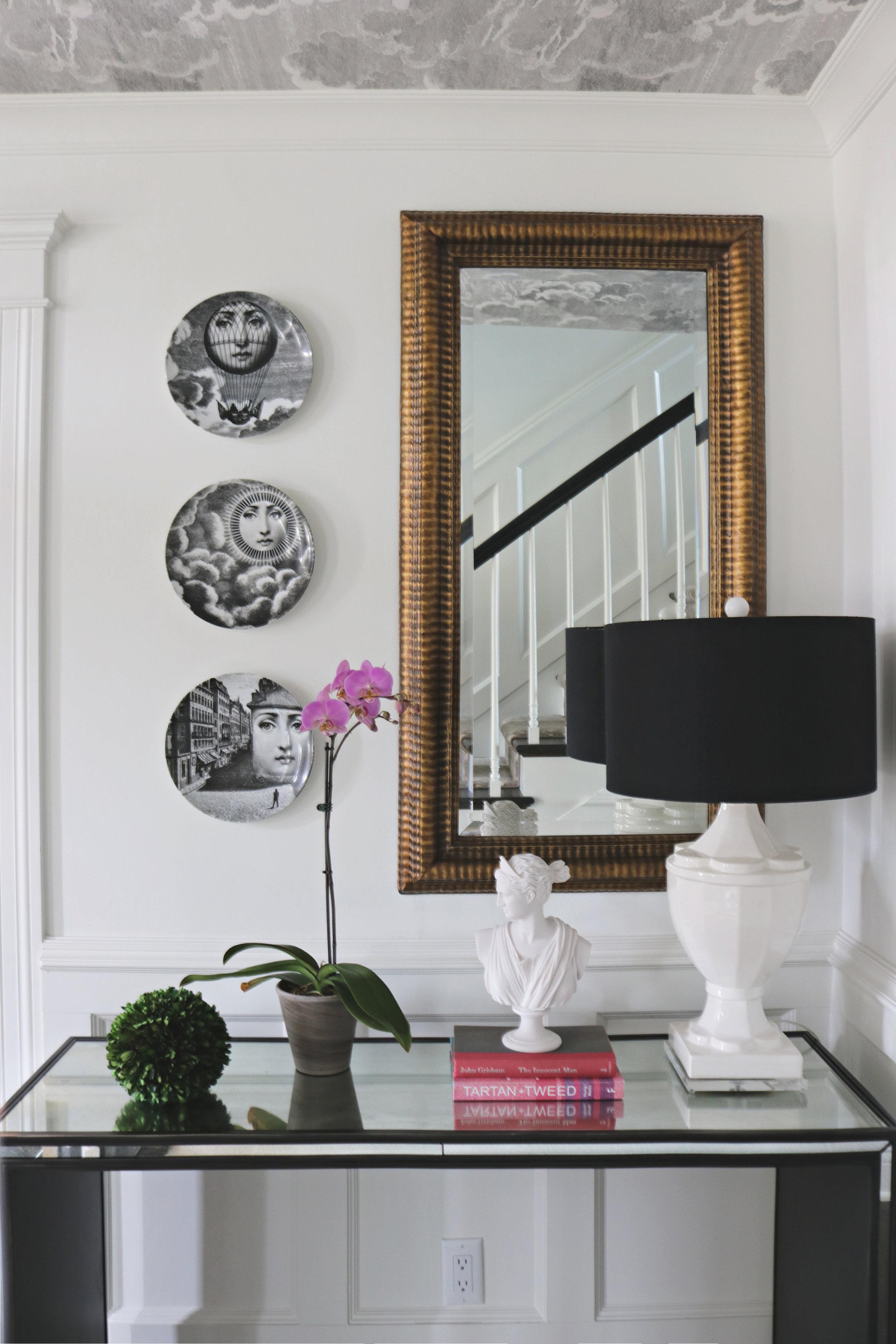 Kelle Dame Interiors Fornasetti Foyer Design (1).jpg