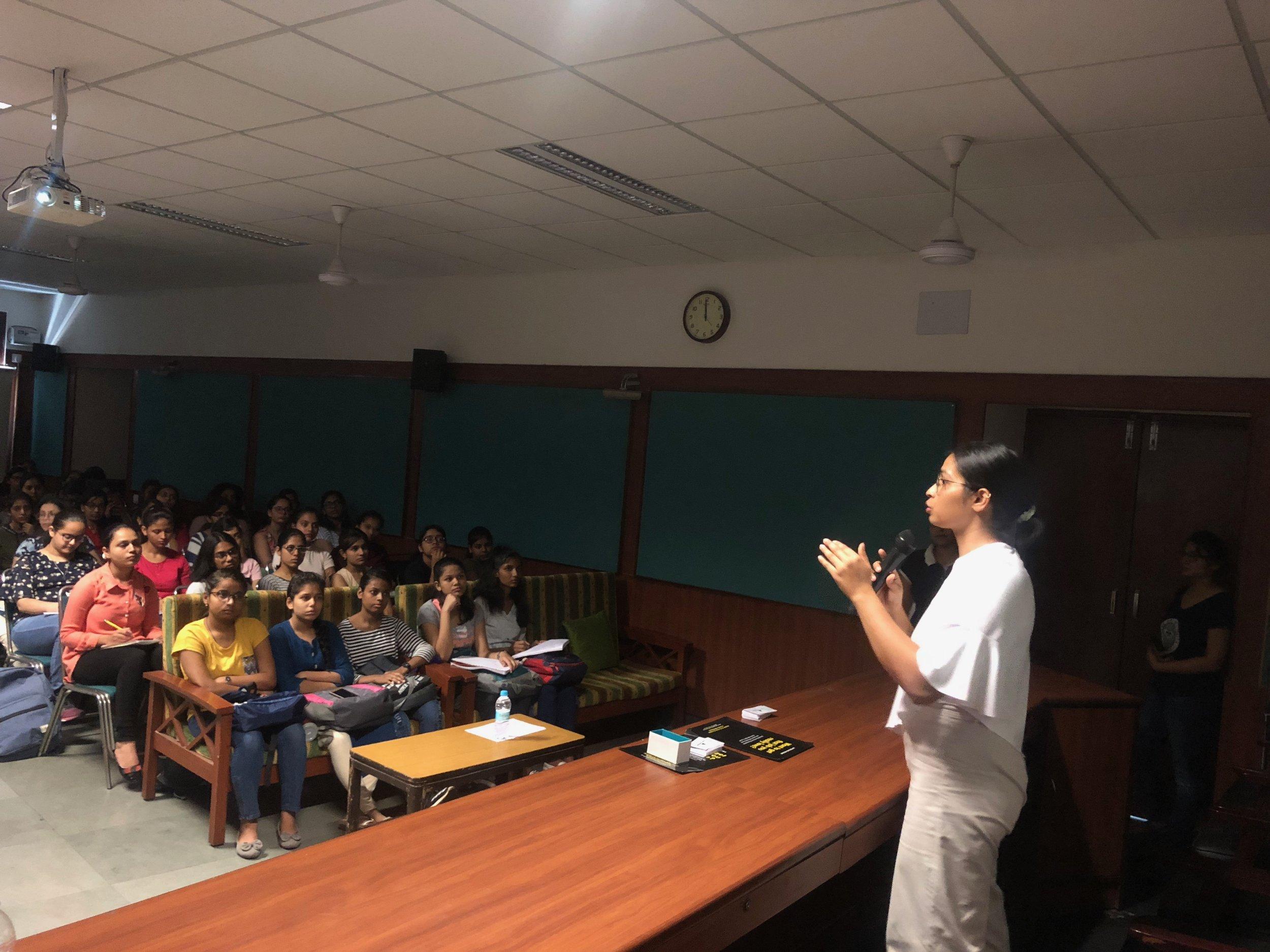 Janki Devi Memorial College, University of Delhi