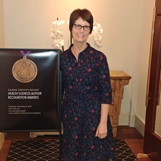 EAST CAROLINA UNIVERSITY AUTHOR RECOGNITION AWARDS - I received an award for publishing 1 book, 2 book chapters, and 1 research article in 2018.