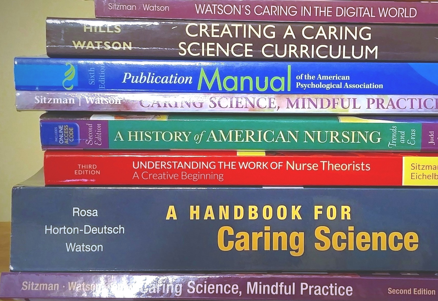 Further Learning - These resources will help deepen your understanding of caring in professional environments and beyond.LEARN MORE