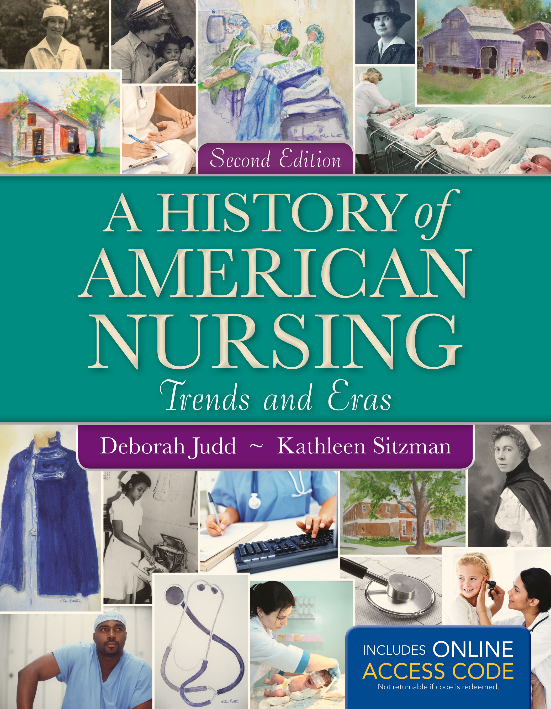 A History of American Nursing - EXPLORE NURSING IN THIS STREAMLINED FORMATThis book presents a concise, engaging, easy-to-follow history of American nursing.Buy Now from Publisher (20% off Coupon Code: HISTORY20)Click HERE to download the Publisher's FlyerBuy Now from Amazon