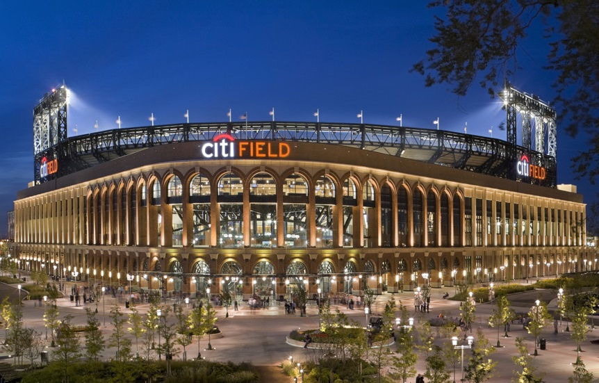CitiField, Home of the NY Mets