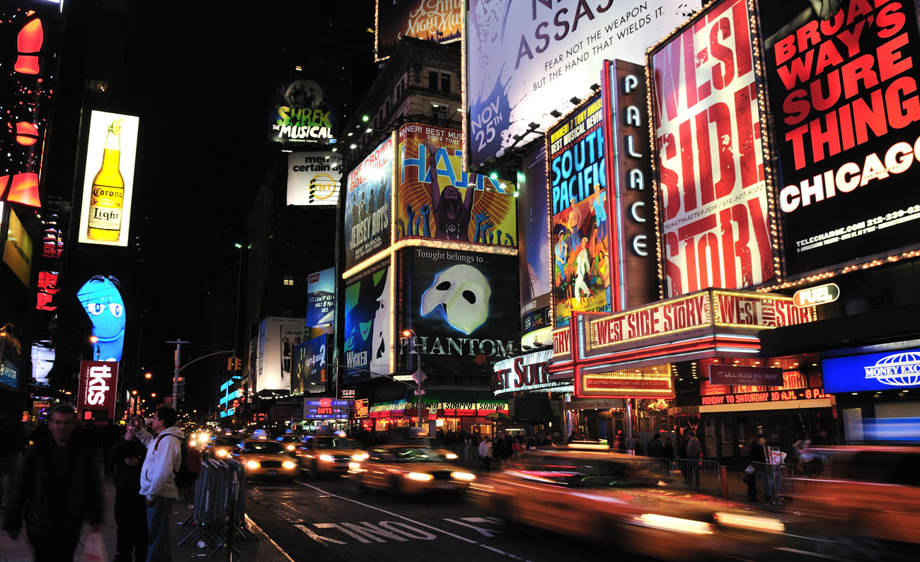 Times Square (Theater District)