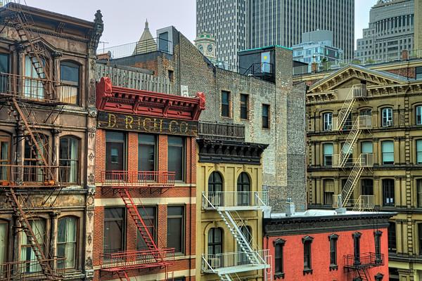 Tribeca (Triangle-Below-Canal) Neighborhood /  Photo: JoeyBLS