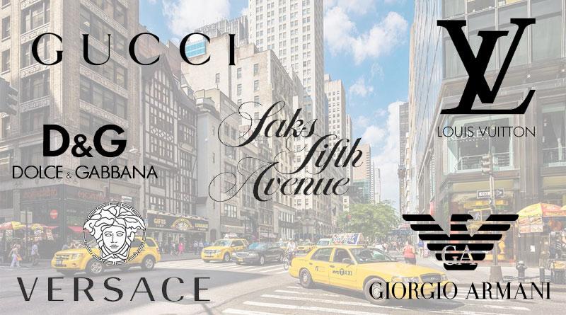 Fifth Avenue Shopping