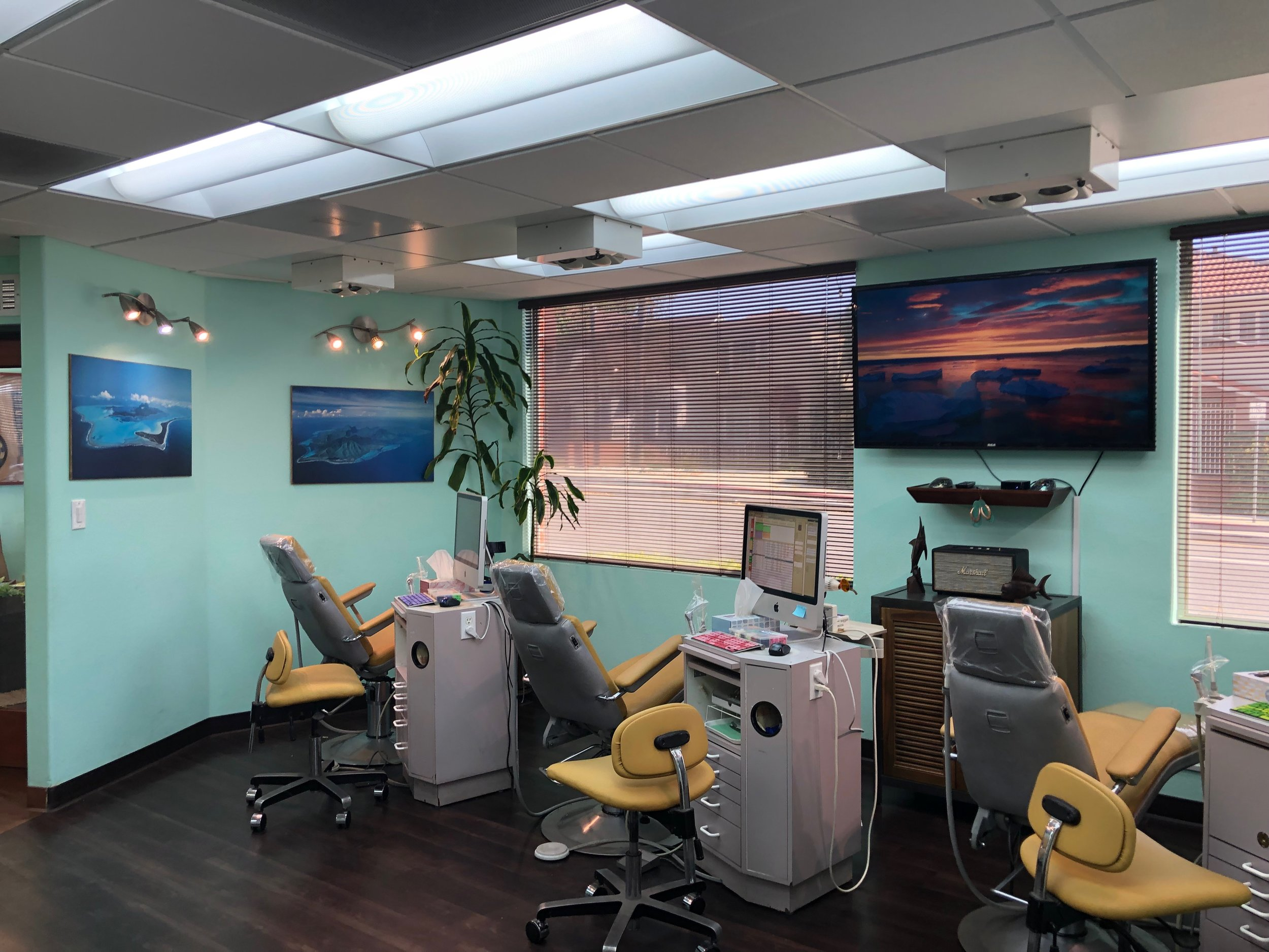 Clinical Treatment Area