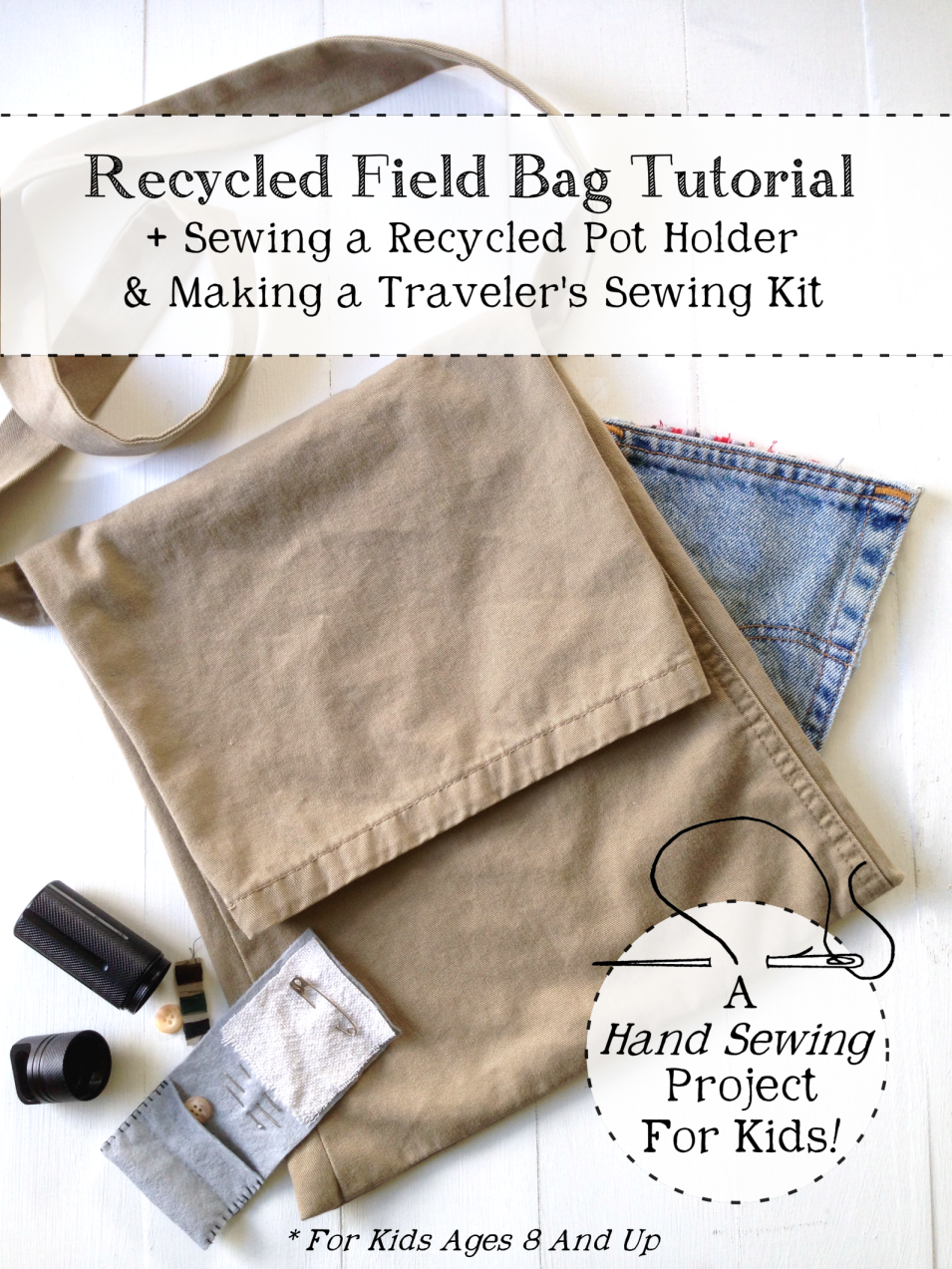 - A Kid's Sewing Project