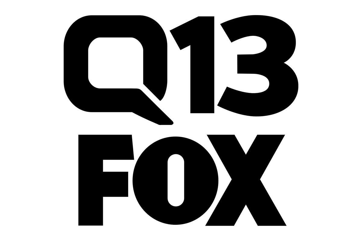 TV Channel Q13 FOX NEWS at Kraftwerk K9