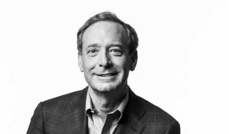 Brad Smith, President and CLO of Microsoft