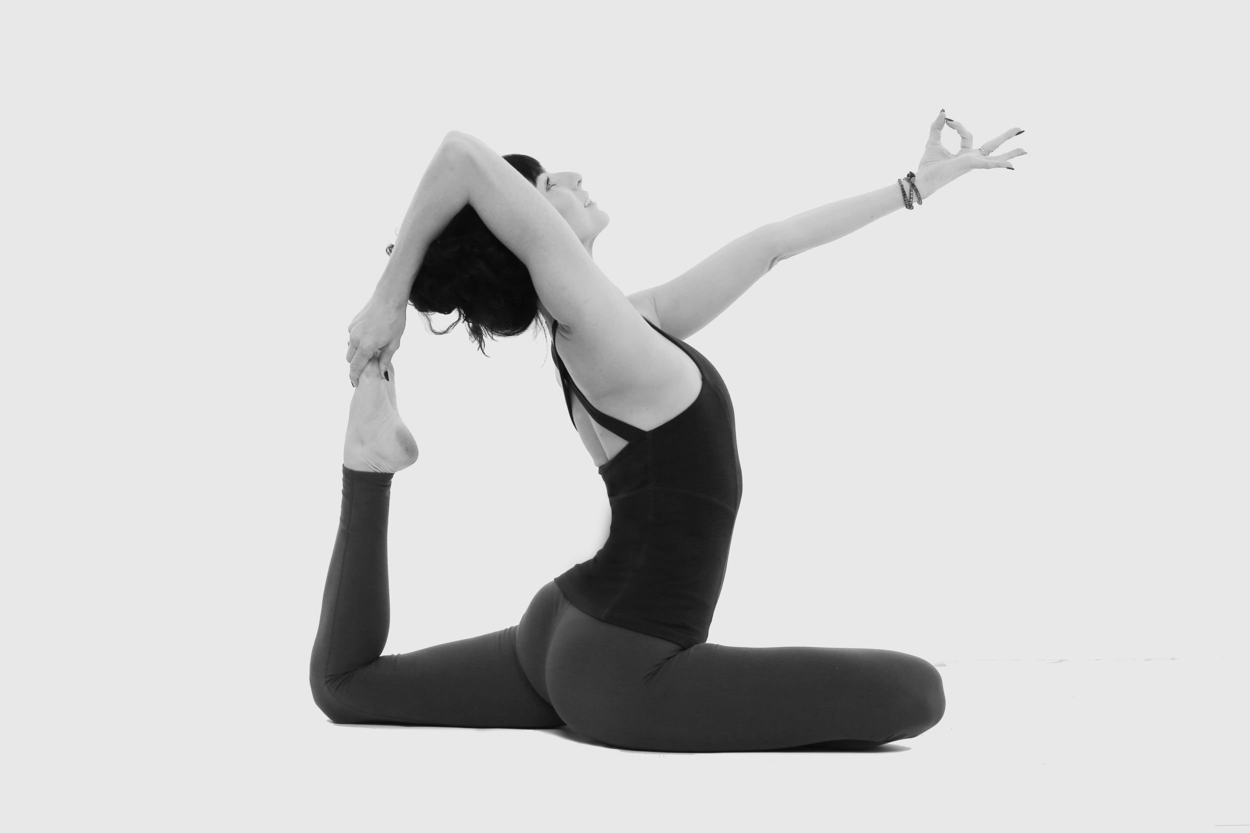 """""""Yoga doesn't just change the way we see things. It transforms the person who sees."""" - - BKS Iyengar"""