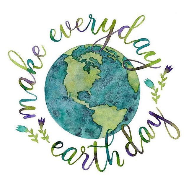 Remember there is no Planet B 🌎  We hope you'll join us THIS TUESDAY from 5-7p at @heartfeltyogastudio to do YOUR part and help us clean up around the studio. Come for a class / get some wine and light snacks / and care for the surrounding area!  Additionally - we are the participating yoga studio for @green_columbus ! Come Celebrate with us on April 20th at Genoa Park. We will be leading two yoga classes.  Check back on our Instagram for earth friendly tips this week!  What's your favorite way to be environmentally conscious 👇🏼 . . . Artwork: @randizafman