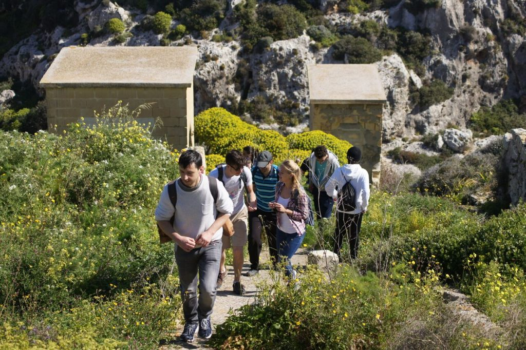 Blooming Minds- BirdLife Malta - INCLUSIVE ECOTHERAPY PROGRAMS THAT IMPORVE MENTAL HEALTHBirdLife Malta, in collaboration with Richmond Foundation, will develop and implement an inclusive ecotherapy programme of outdoor sessions in nature that enhances mental well-being and environmental values. Blooming Minds will create opportunities for people to spend time in nature, enjoy its therapeutic effect and improve their mental health.