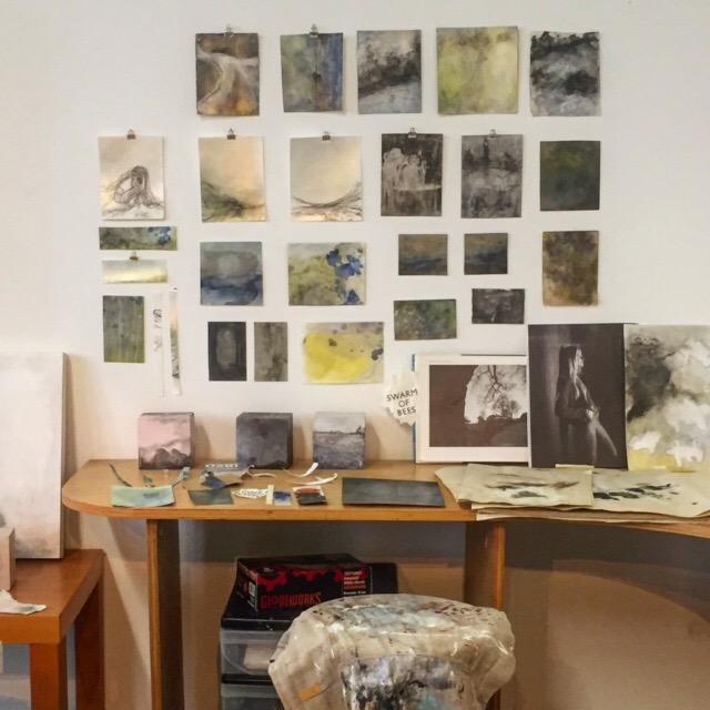 studio & paper studies