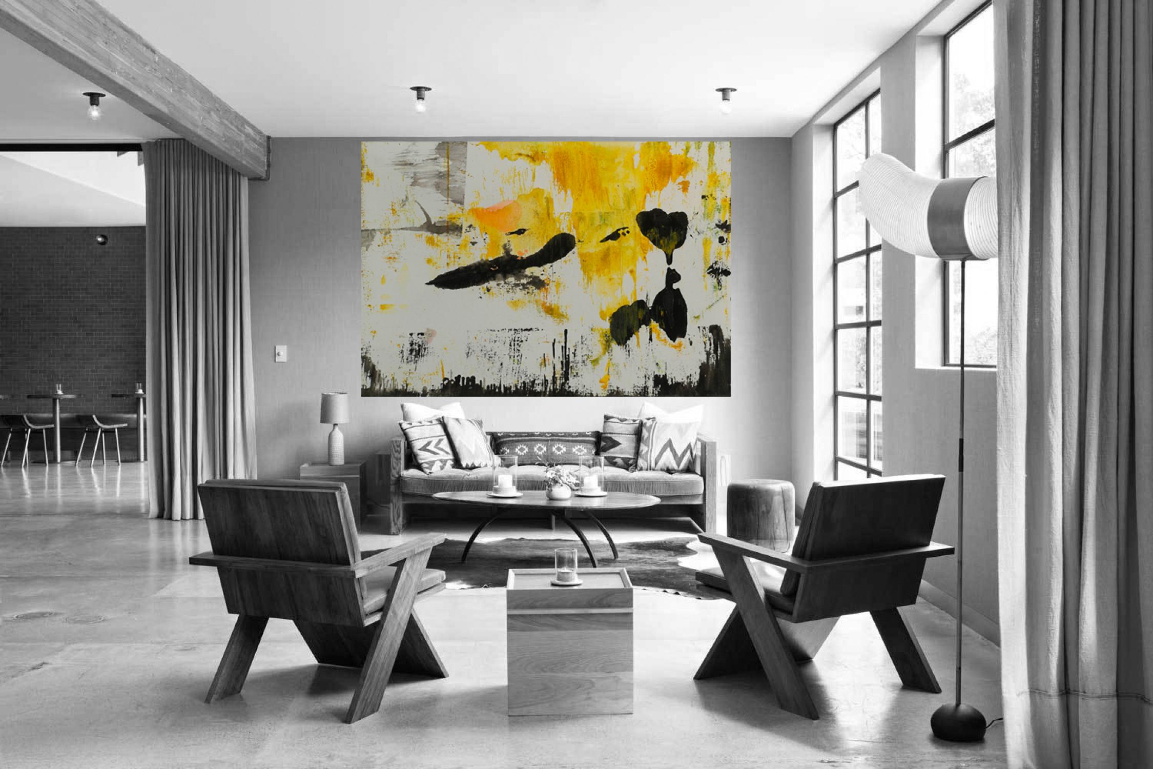 yellow & black in b&w room (mk-1b).jpg