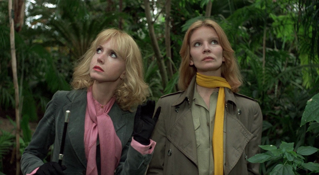 Still from Duelle (1976) by Jacques Rivette