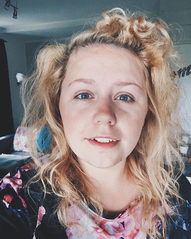 Woke up like this. • #livetsomkrølltopp #wokeuplikethis