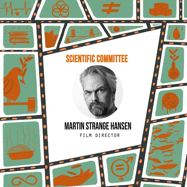Scientific Committee for the second edition of Duemila30, MARTIN STRANGE HANSEN. Martin is an Oscar winning filmdirector from Denmark. Martin's speciality as a filmmaker is the human comedy, with a keen eye on dramatic structure. Besides his work as a film director Martin has a solid experience as a script doctor, film educator, lecturer and commissioning editor.  Artwork by @vermesia_art  #duemila30 #scientificcommittee #oscarwinnerdirector #milan2019 #internationalfilmfestival #internationalfestival #milanfilmfestival