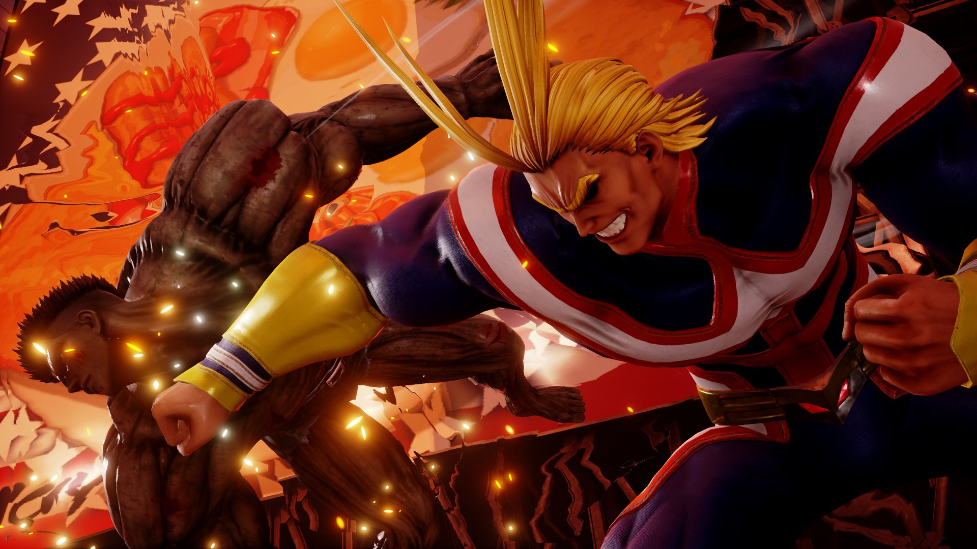 Jump Force All Might Screen 5.jpg