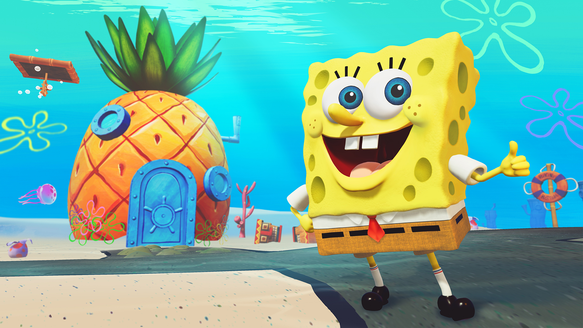 SpongeBob SquarePants Battle for Bikini Bottom Rehydrated Screen 1.jpg