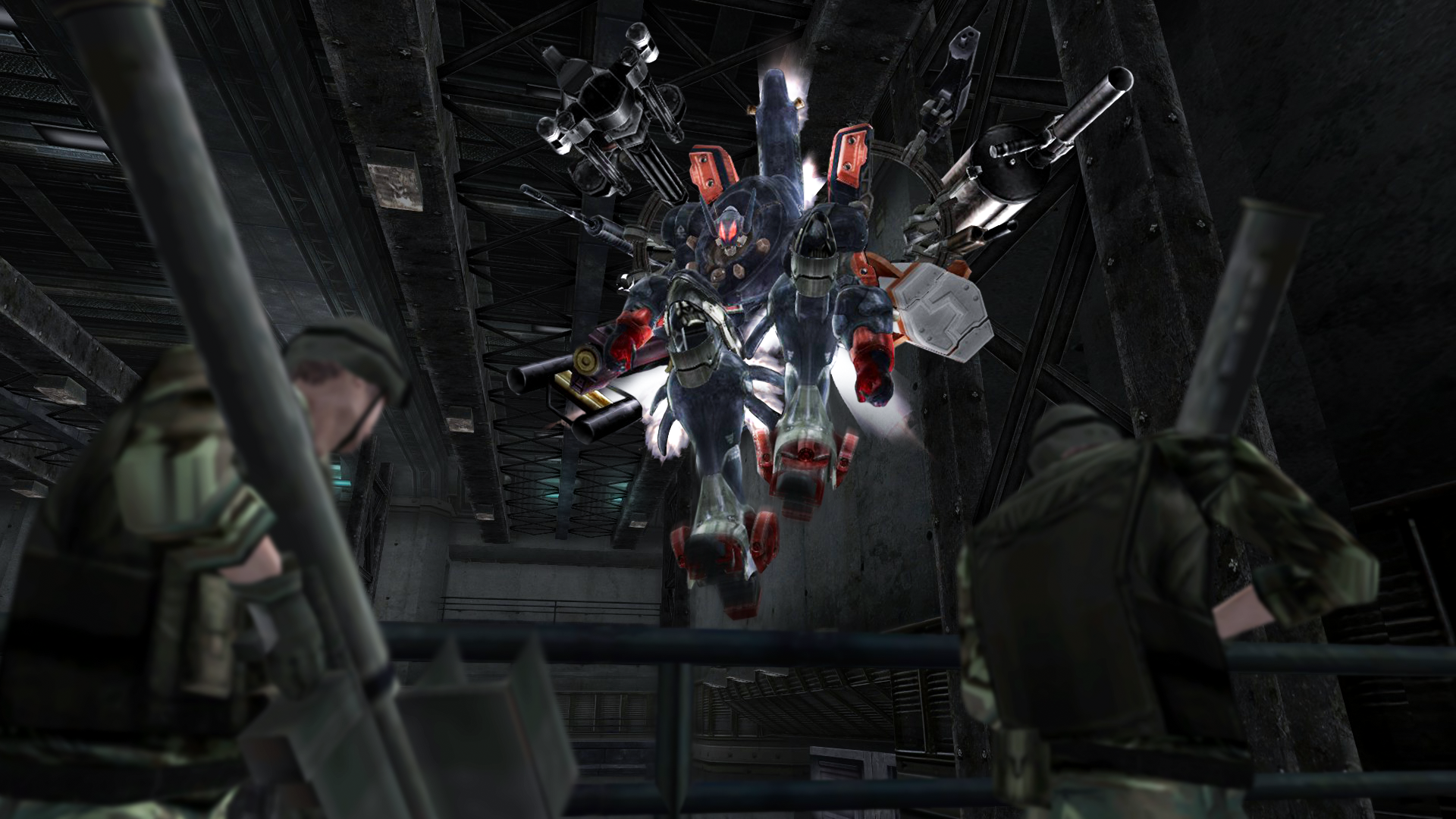 Metal Wolf Chaos XD - Screen 4.png