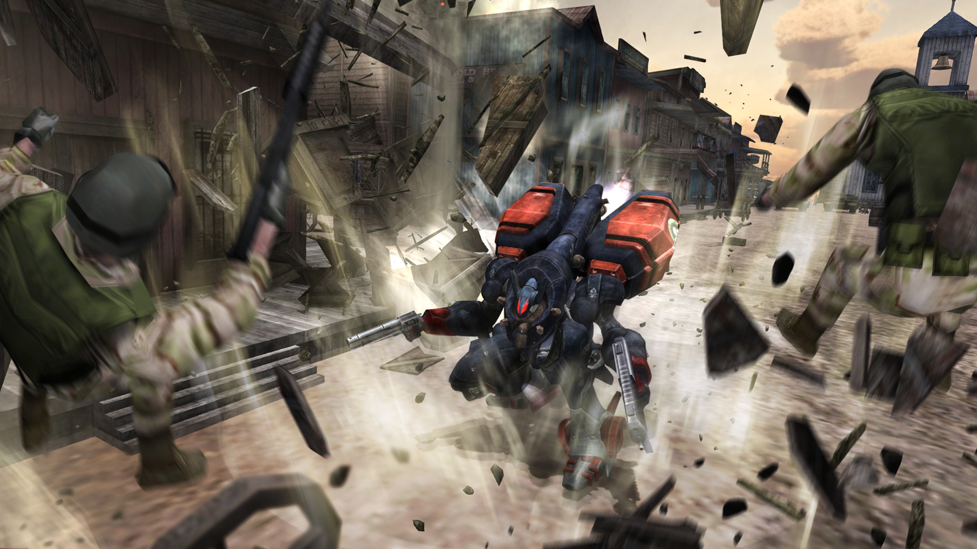 Metal Wolf Chaos XD - Screen 7.png
