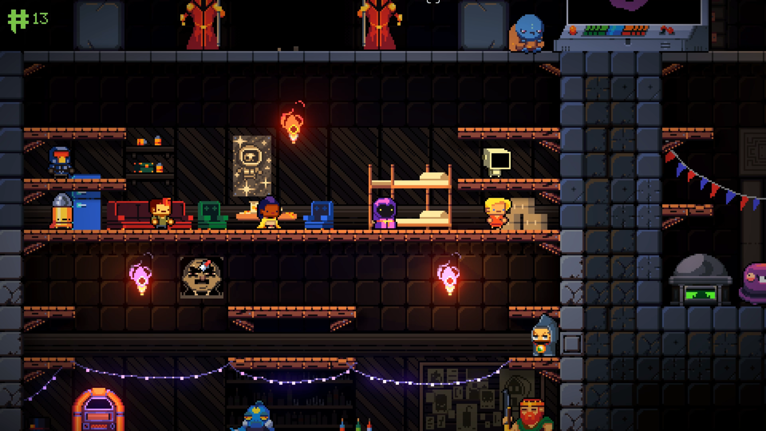 Exit the Gungeon - Screen 1.png