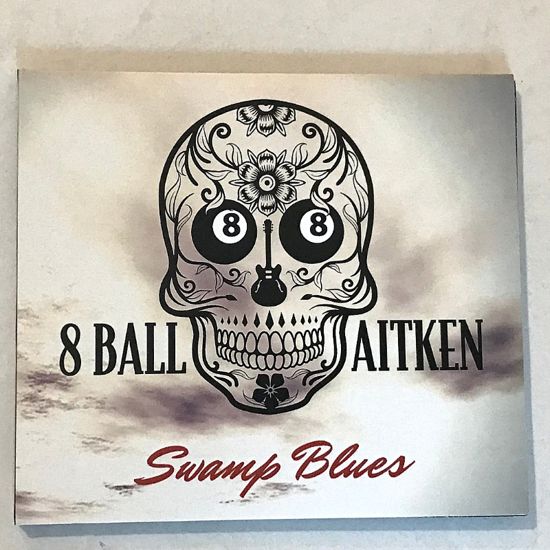 8BALL AITKEN SWAMP BLUES ALBUM