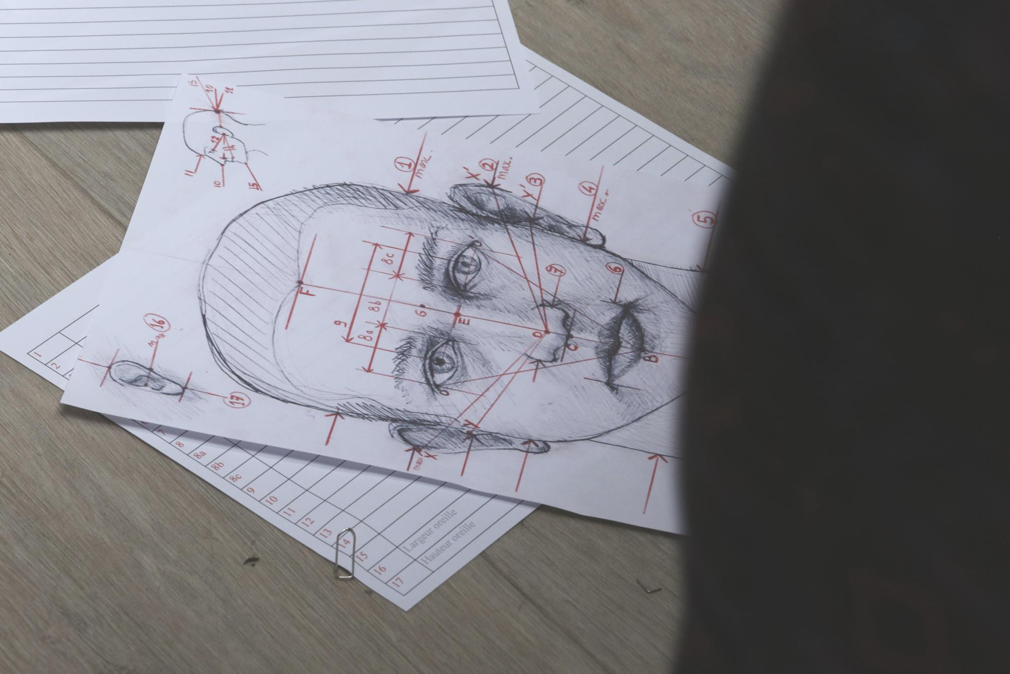 Zlatan Ibrahimovic - Measurements - Credit Musée Grévin