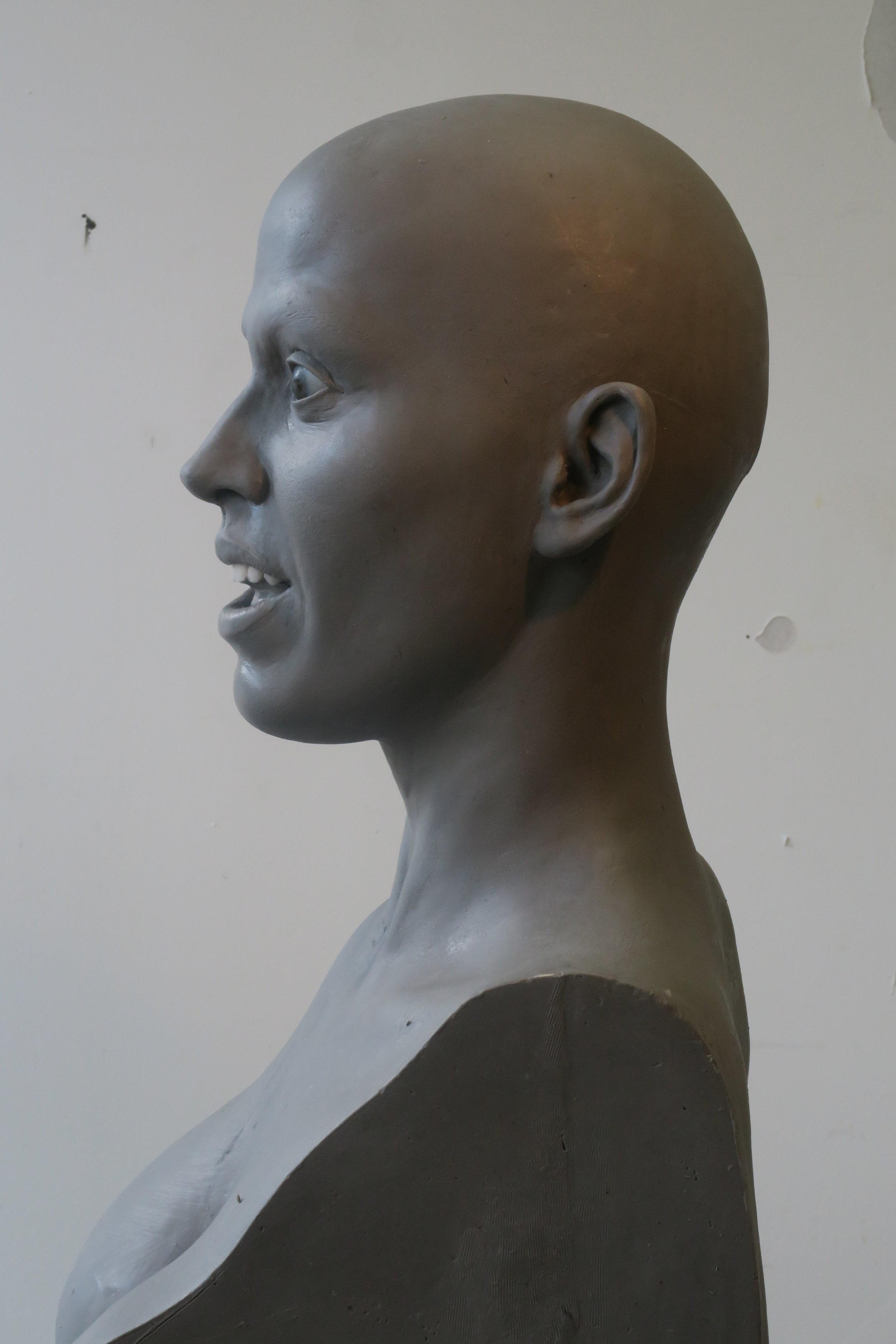 Katy Perry - Sculpture en terre par Eric Saint Chaffray - Credit Musée Grévin