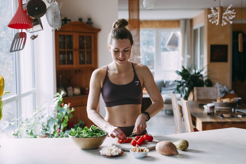 Junge Leute wollen wissen, wie gesund gegessen wird. Ohne Fitness-Schnick-Schnack. / ©Daniel Salaw