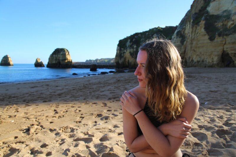 Ich bin für Bademode zum Wohlfühlen am Strand! / ©dontycryonion