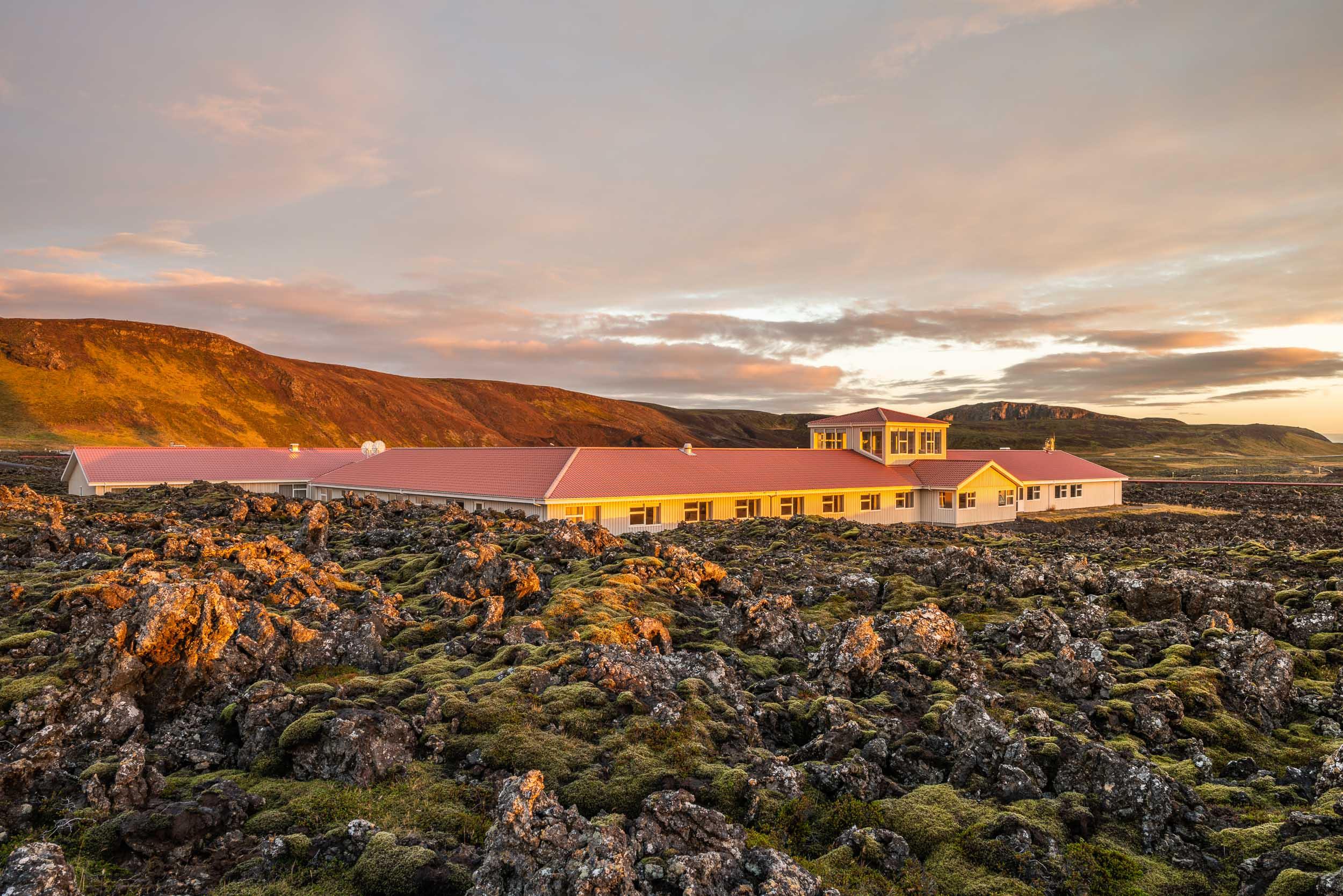 Northern lIght Inn, Iceland