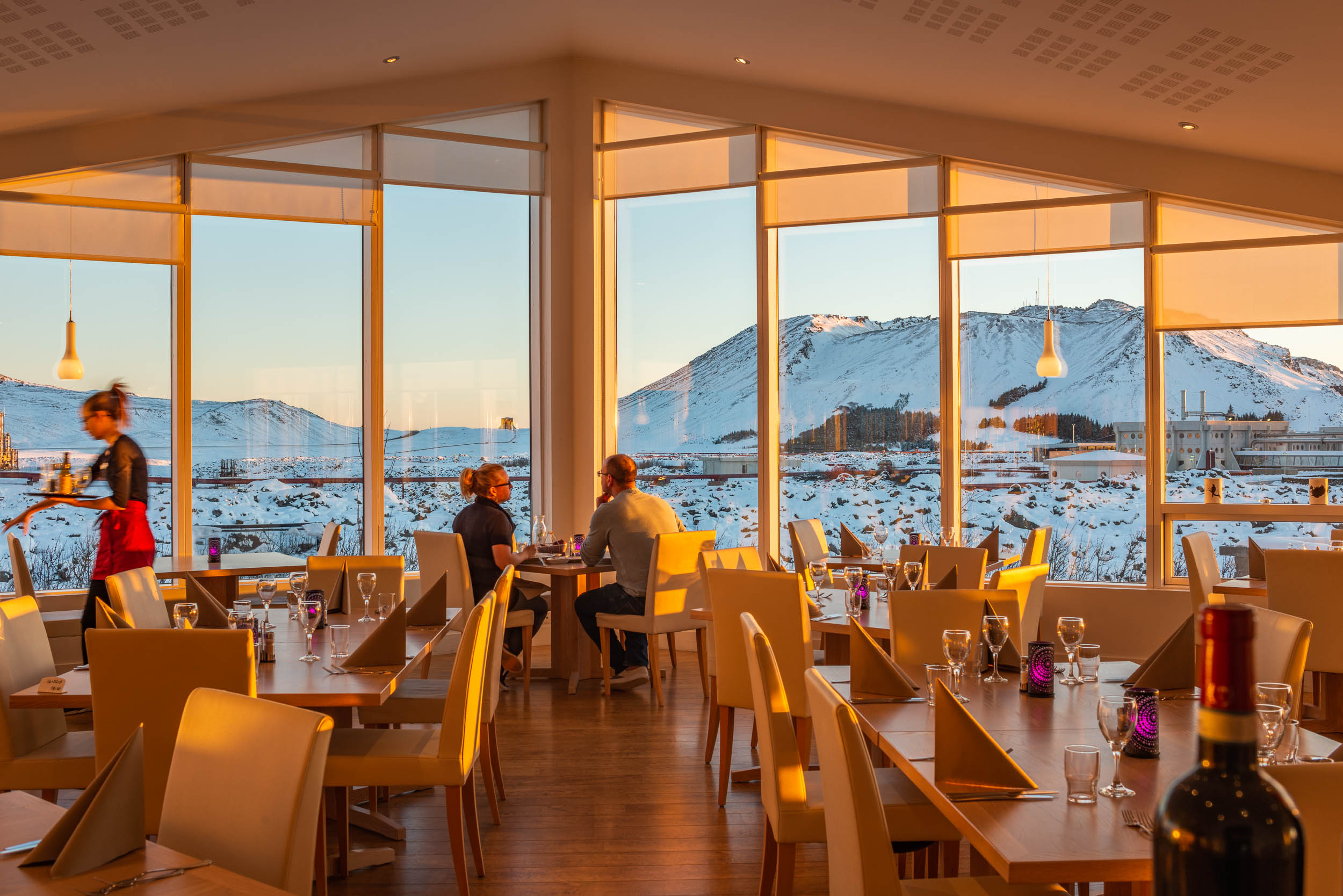 Max's Restaurant and  Lounge, Iceland