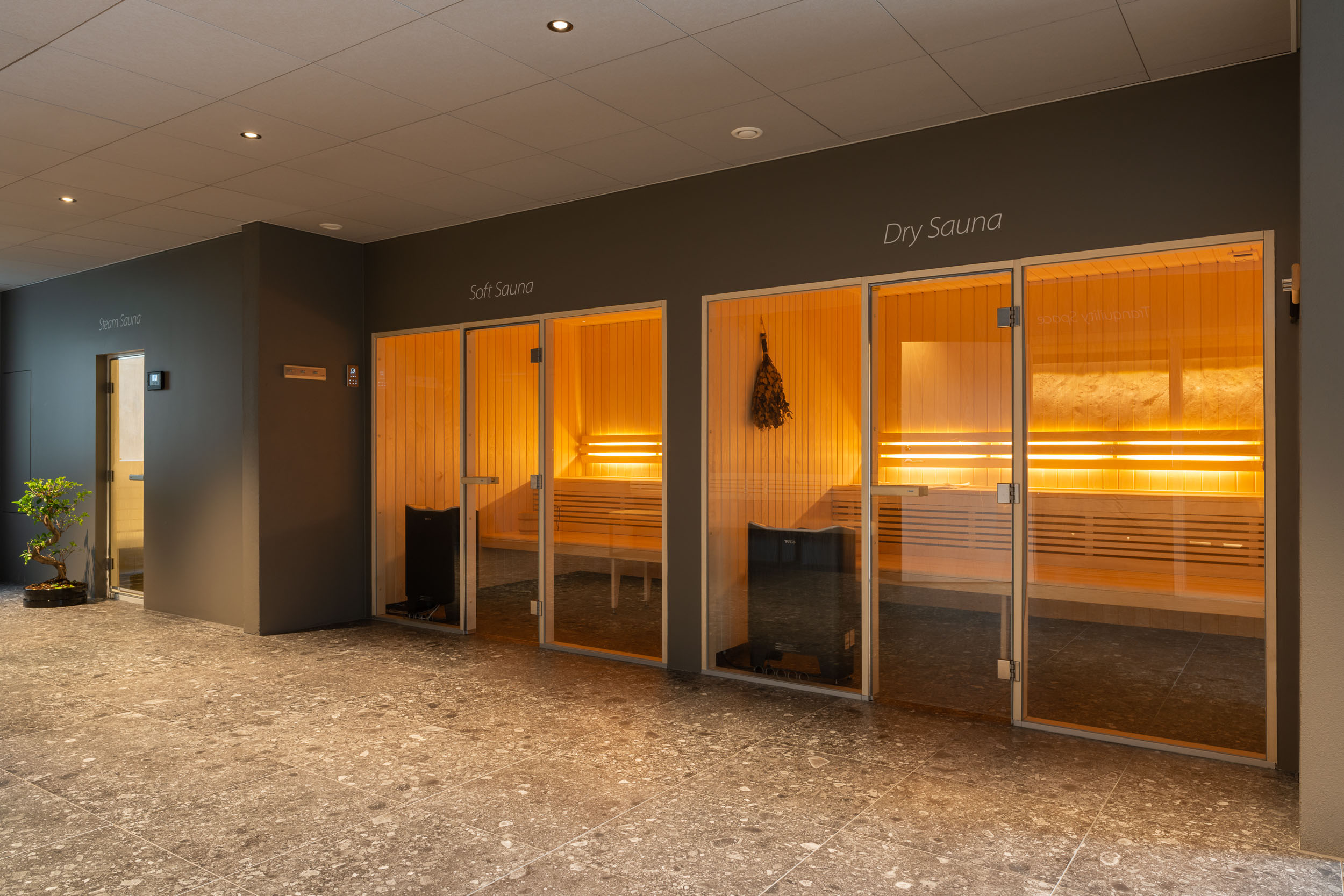 Copy of Saunas at Northern LIght Inn Wellness Spa