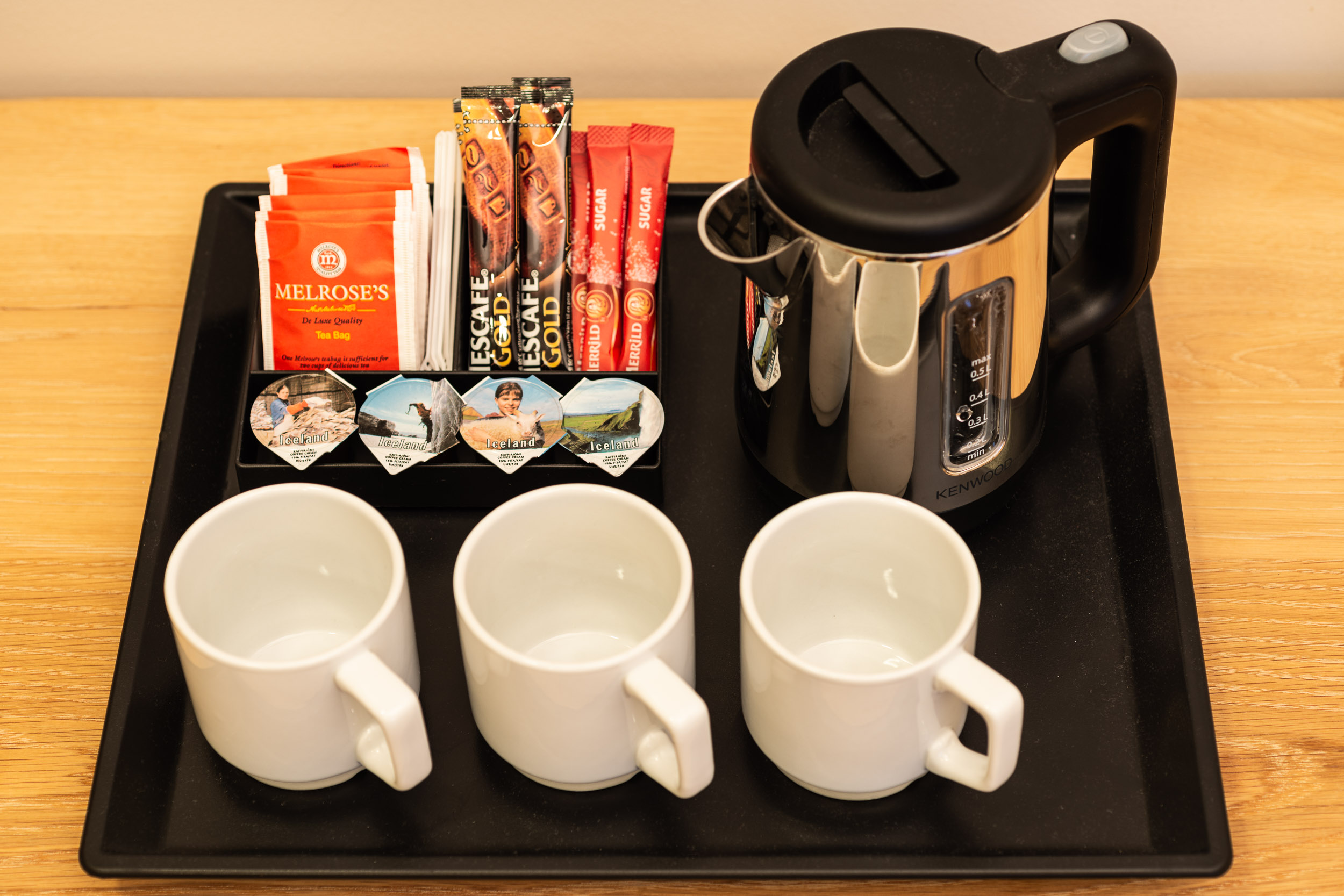 Coffee and tea @ Northern Light Inn