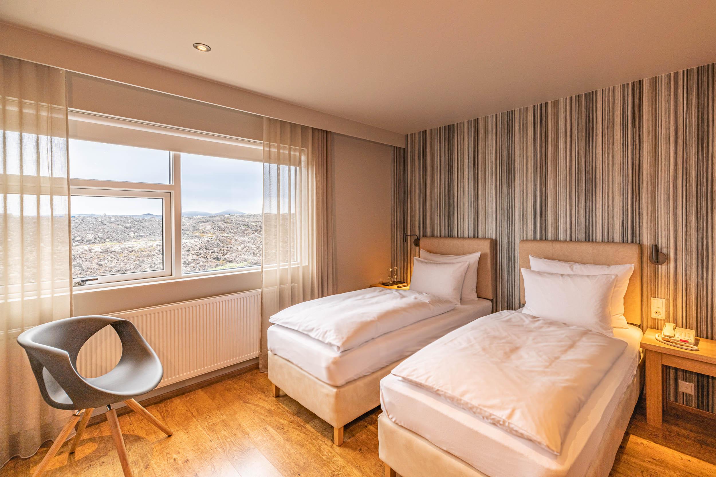 Twin Room @ Northern Light Inn