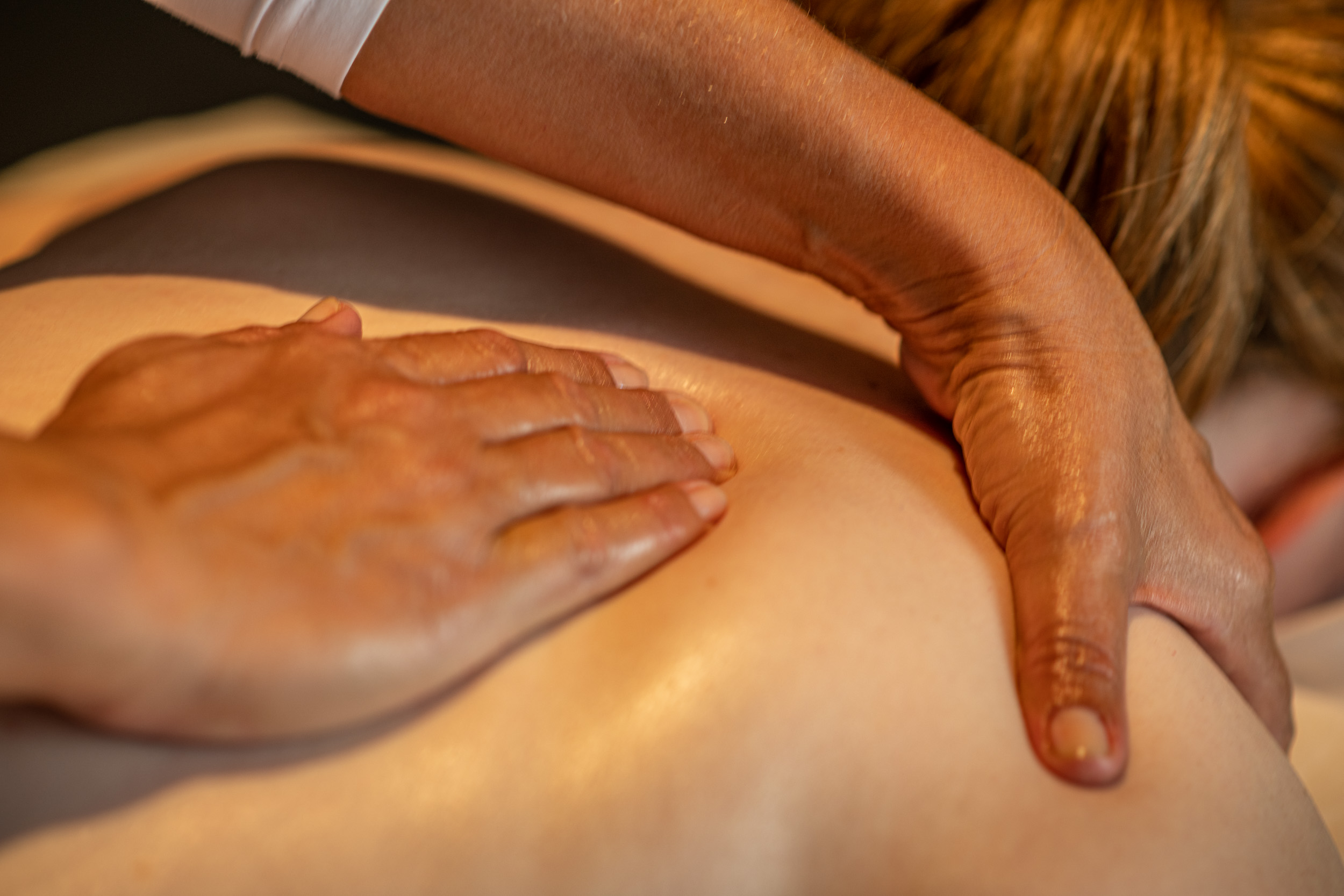 Massage therapy @ NLI Wellness Spa
