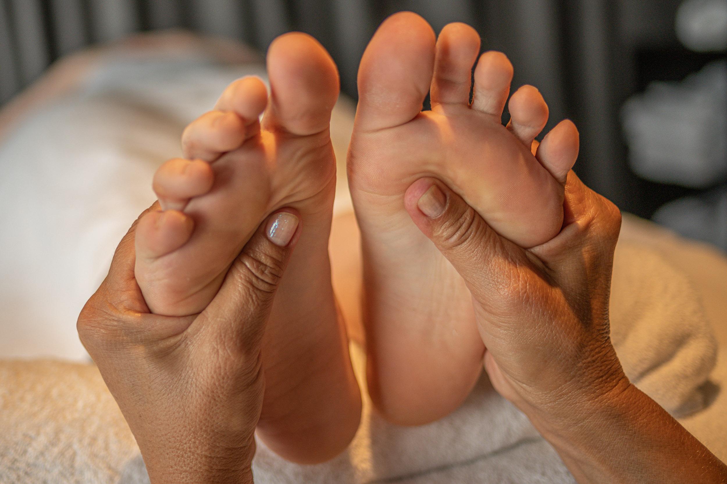 Thai Reflexology Massage @ NLI Wellness Spa