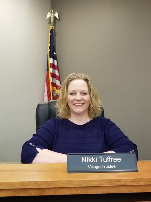 Village Trustee - Nikki Truffee