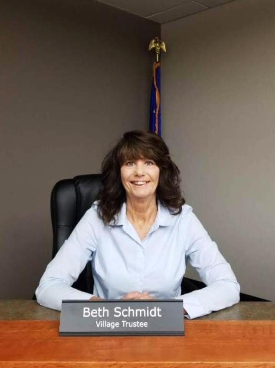Village Board Member - Beth Schmidt