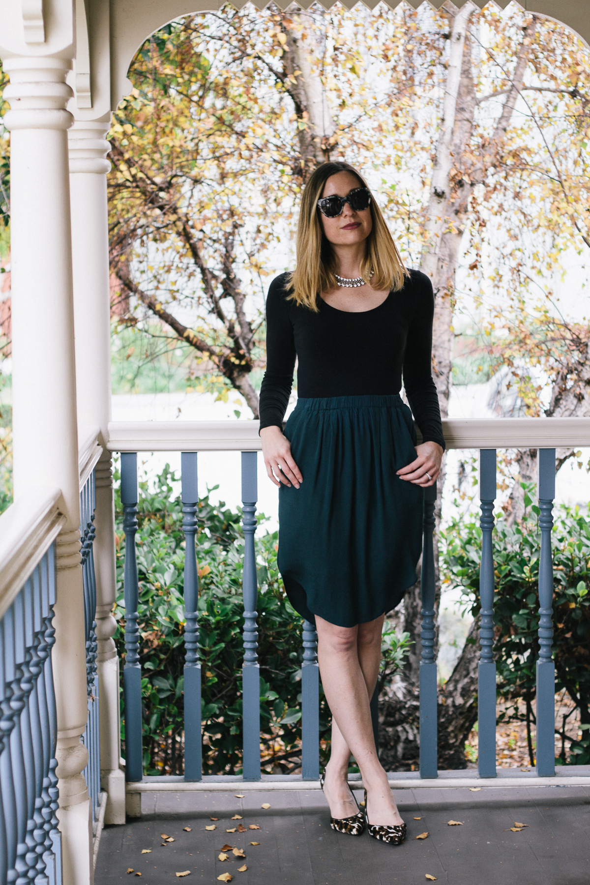 holiday style, holiday fashion, holiday skirt, women's holiday outfit, bodysuit