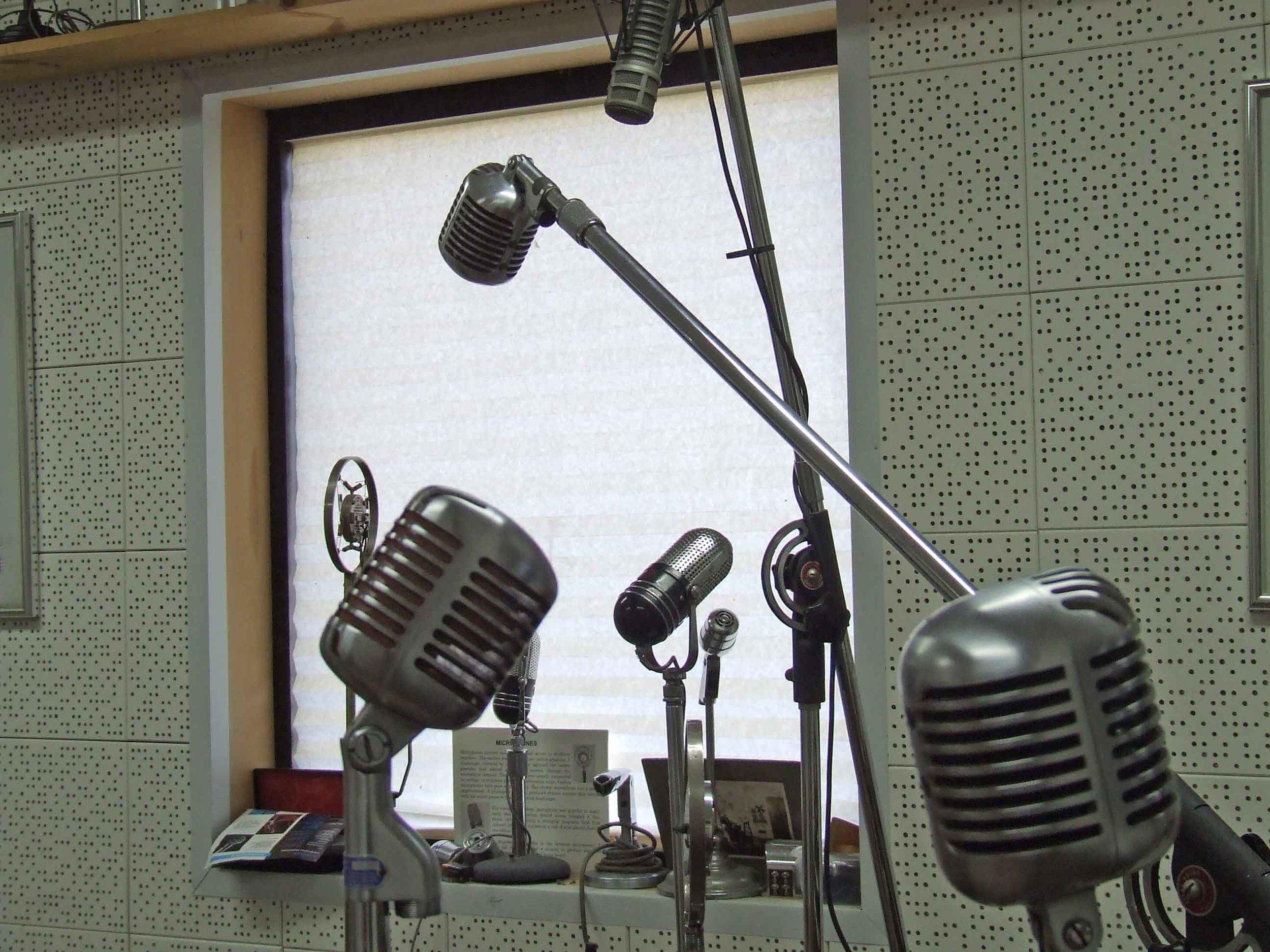 Microphones