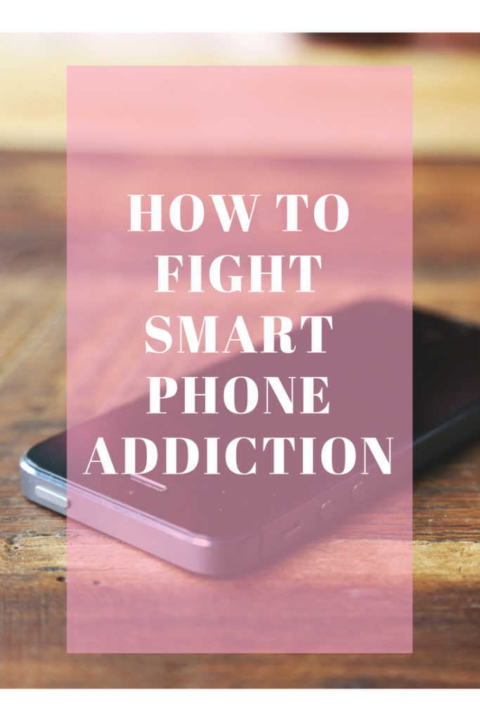 how to fight your smart phone addiction | detox | technology | simple living | hygge | social media | screen-free | screen time |