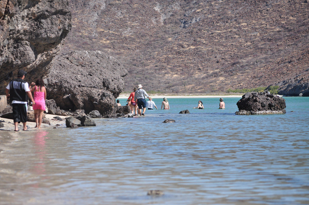 balandra la paz beach