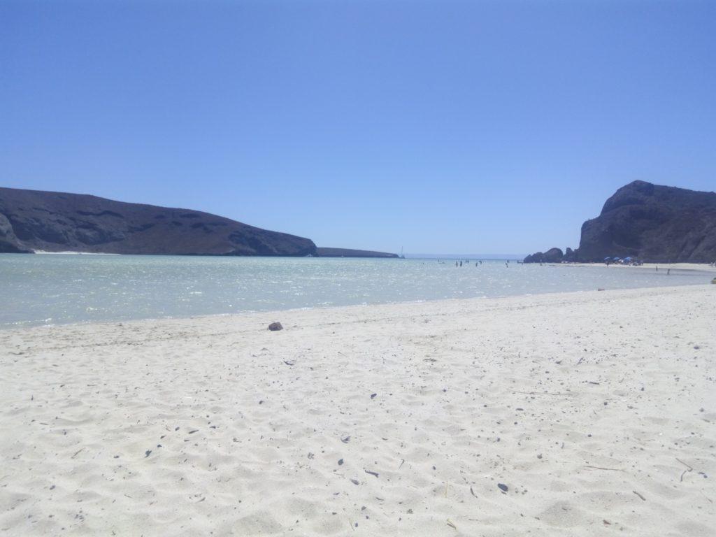 balandra todos santos beach