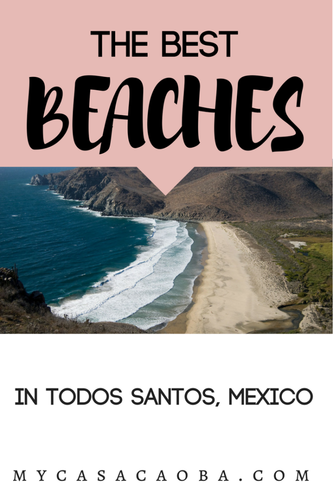 Find out the best places to go to the beach in Todos Santos. Not every beach is safe for swimming in Baja, find out which beaches are the best in Todos Santos. Read more!